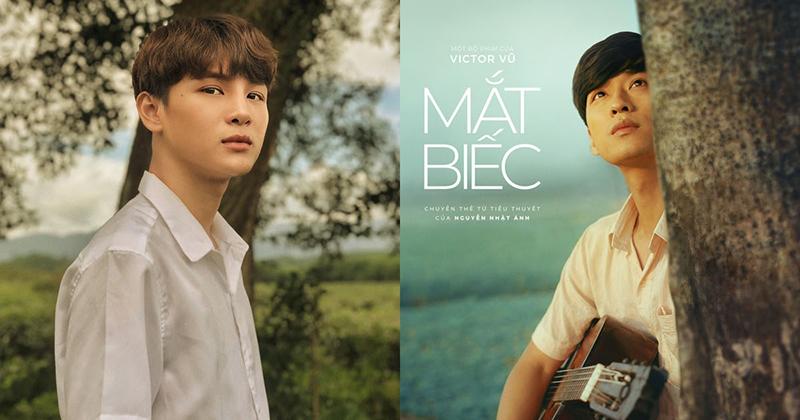 Phạm Đình Thái Ngân góp giọng trong bộ phim Mắt biếc