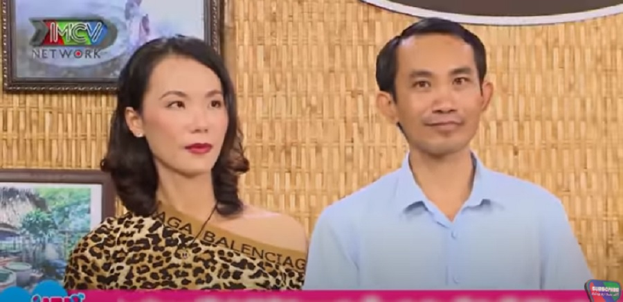 Cô nàng kế toán khiến MC Cát Tường 'phát hỏa' khi kể lý do chia tay người yêu cũ trên sóng truyền hình 3