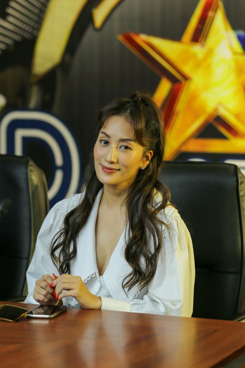 Nữ hoàng Dancesport Khánh Thi