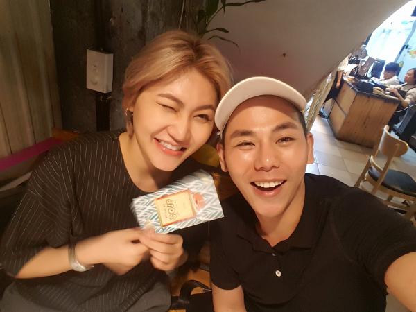 Vicky Nhung bật mí về những 'điều đầu tiên' đặc biệt tại minishow 'Thèm yêu' 1