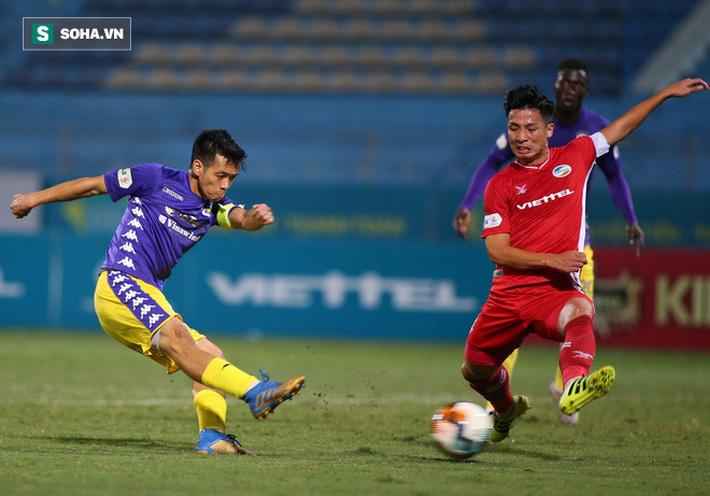 Trọng Hoàng vô duyên, Tấn Trường xuất thần, Viettel vững ngôi đầu, CLB Hà Nội rơi xuống hạng 3 0