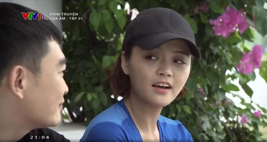 'Lửa ấm' tập 21: Muốn 'cua' lại tình cũ, Thu Quỳnh dùng bài thả thính sến sẩm 'có tất cả nhưng thiếu anh' 2