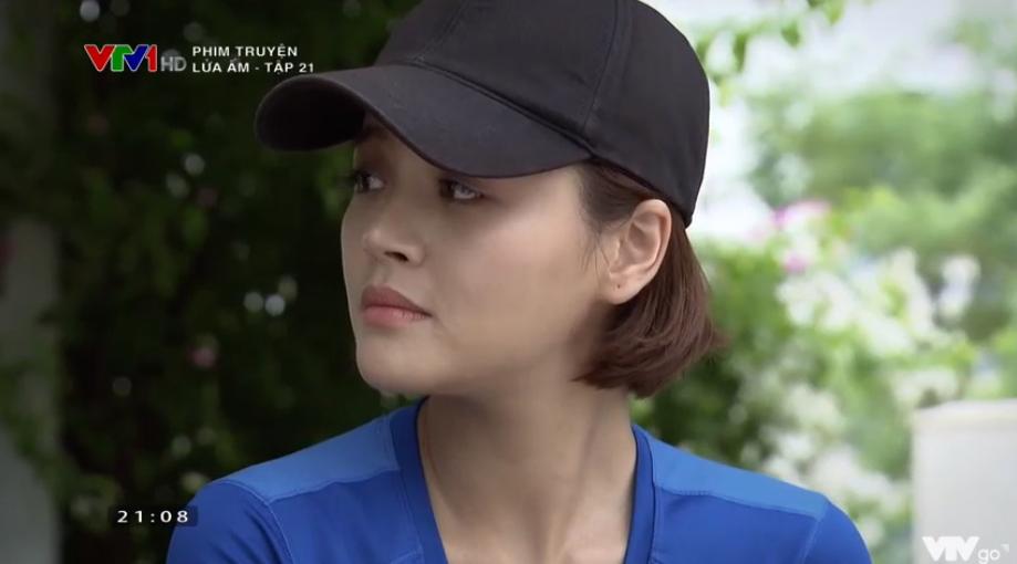 'Lửa ấm' tập 21: Muốn 'cua' lại tình cũ, Thu Quỳnh dùng bài thả thính sến sẩm 'có tất cả nhưng thiếu anh' 5