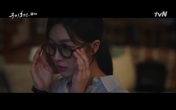 'Bạn trai tôi là hồ ly' tập 8: Bỏ mặc người tình, Lee Dong Wook xả thân cứu em trai Kim Bum trước? 0