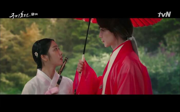 'Bạn trai tôi là hồ ly' tập 8: Bỏ mặc người tình, Lee Dong Wook xả thân cứu em trai Kim Bum trước? 1