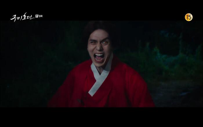 'Bạn trai tôi là hồ ly' tập 8: Bỏ mặc người tình, Lee Dong Wook xả thân cứu em trai Kim Bum trước? 9