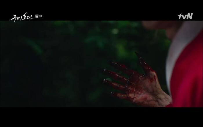'Bạn trai tôi là hồ ly' tập 8: Bỏ mặc người tình, Lee Dong Wook xả thân cứu em trai Kim Bum trước? 11