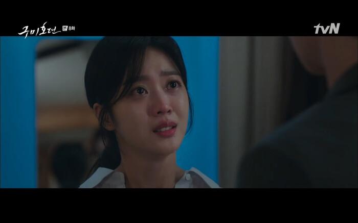 'Bạn trai tôi là hồ ly' tập 8: Bỏ mặc người tình, Lee Dong Wook xả thân cứu em trai Kim Bum trước? 12
