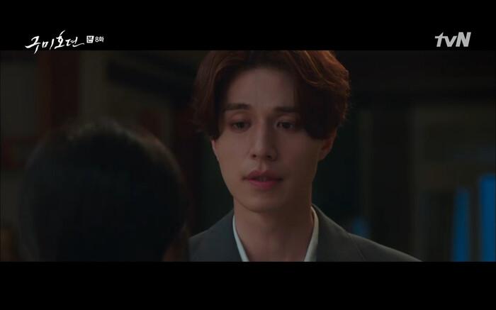 'Bạn trai tôi là hồ ly' tập 8: Bỏ mặc người tình, Lee Dong Wook xả thân cứu em trai Kim Bum trước? 13