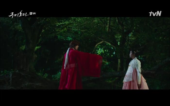'Bạn trai tôi là hồ ly' tập 8: Bỏ mặc người tình, Lee Dong Wook xả thân cứu em trai Kim Bum trước? 7