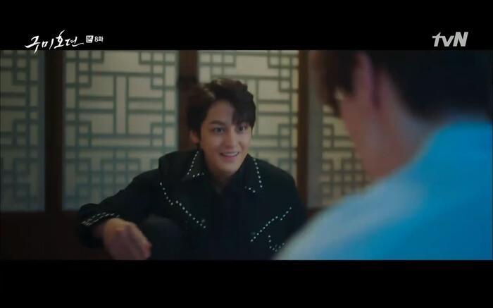'Bạn trai tôi là hồ ly' tập 8: Bỏ mặc người tình, Lee Dong Wook xả thân cứu em trai Kim Bum trước? 16