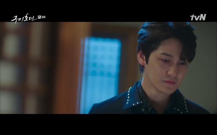 'Bạn trai tôi là hồ ly' tập 8: Bỏ mặc người tình, Lee Dong Wook xả thân cứu em trai Kim Bum trước? 21