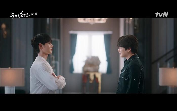 'Bạn trai tôi là hồ ly' tập 8: Bỏ mặc người tình, Lee Dong Wook xả thân cứu em trai Kim Bum trước? 25