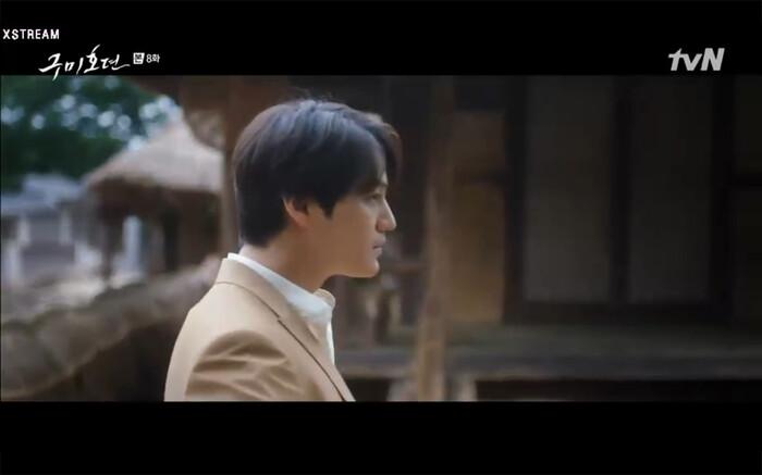 'Bạn trai tôi là hồ ly' tập 8: Bỏ mặc người tình, Lee Dong Wook xả thân cứu em trai Kim Bum trước? 37