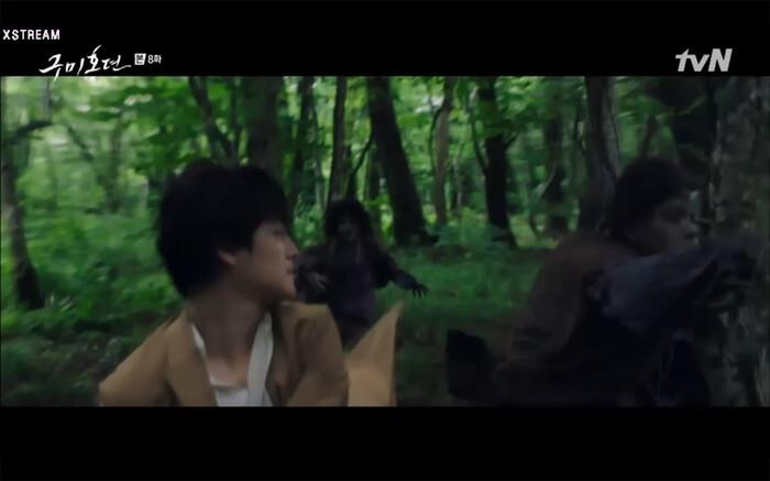 'Bạn trai tôi là hồ ly' tập 8: Bỏ mặc người tình, Lee Dong Wook xả thân cứu em trai Kim Bum trước? 39