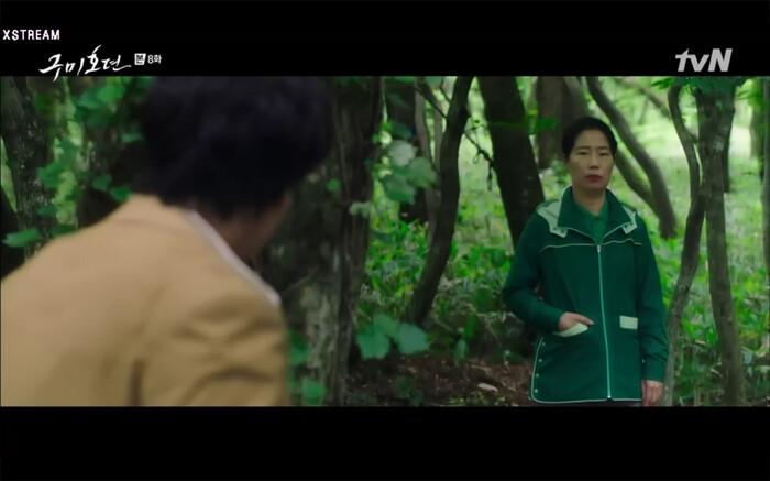 'Bạn trai tôi là hồ ly' tập 8: Bỏ mặc người tình, Lee Dong Wook xả thân cứu em trai Kim Bum trước? 45