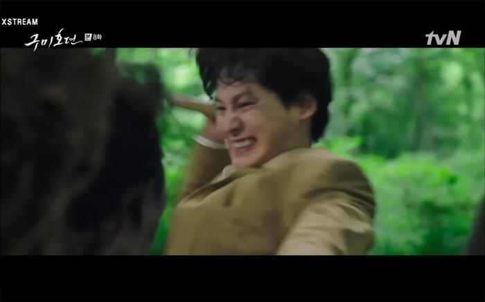 'Bạn trai tôi là hồ ly' tập 8: Bỏ mặc người tình, Lee Dong Wook xả thân cứu em trai Kim Bum trước? 48