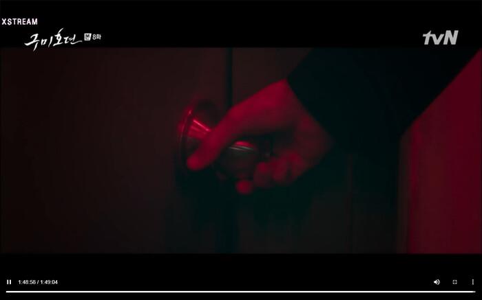 'Bạn trai tôi là hồ ly' tập 8: Bỏ mặc người tình, Lee Dong Wook xả thân cứu em trai Kim Bum trước? 50