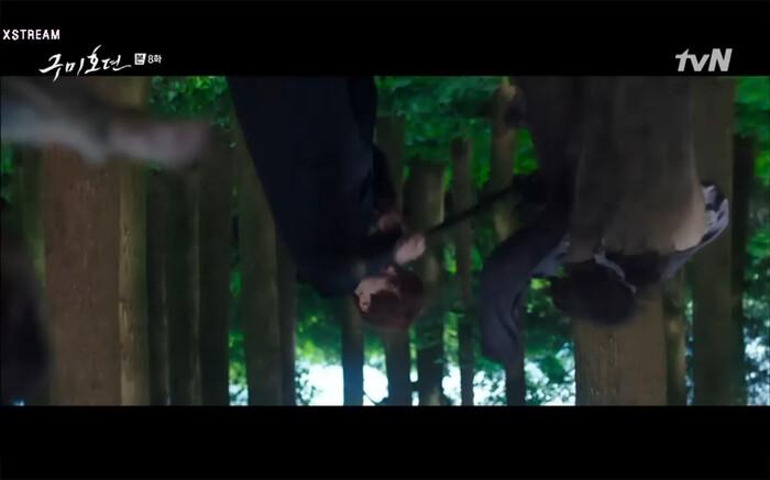 'Bạn trai tôi là hồ ly' tập 8: Bỏ mặc người tình, Lee Dong Wook xả thân cứu em trai Kim Bum trước? 51