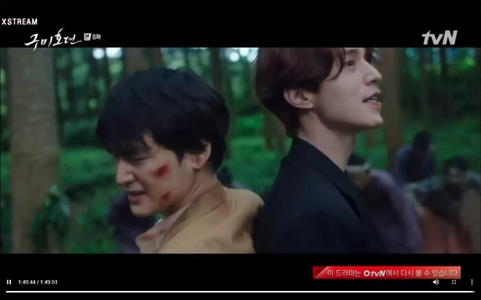 'Bạn trai tôi là hồ ly' tập 8: Bỏ mặc người tình, Lee Dong Wook xả thân cứu em trai Kim Bum trước? 54