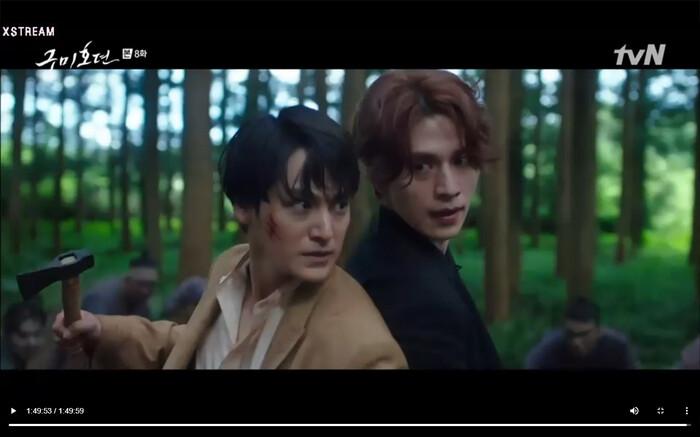 'Bạn trai tôi là hồ ly' tập 8: Bỏ mặc người tình, Lee Dong Wook xả thân cứu em trai Kim Bum trước? 55