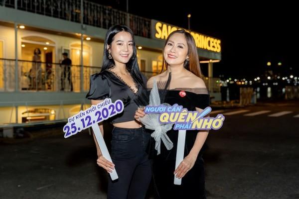 Diễn viênKaren Nguyễn và NSX Thanh Thuý