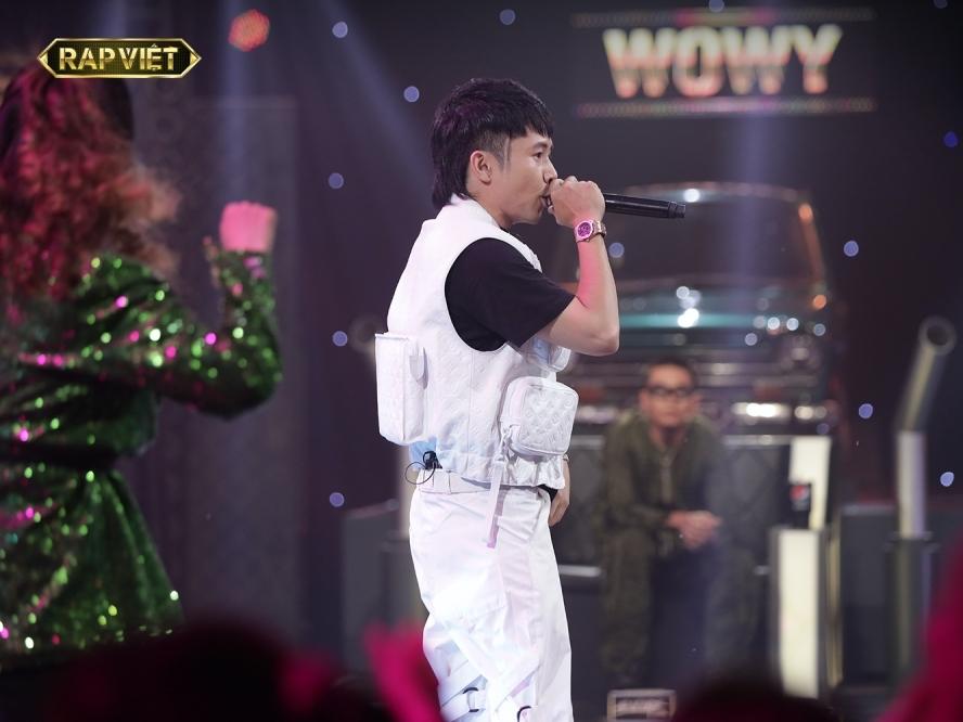 'Rap Việt' tập 14: Karik tự hào vì Ricky Star về đội mình, bày tỏ 'hơi ngán' Yuno Bigboi 1
