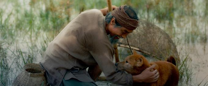Thước phim đầu tiên của 'Cậu Vàng' được hé lộ nhưng nhìn đi nhìn lại cư dân mạng cứ thấy 'giả trân' 1