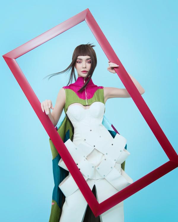 MLee chiêu đãi netizen bằng bộ ảnh thời trang đẳng cấp, không hở vẫn nóng 100 độ 8