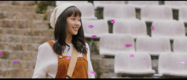Khả Ngân, Quốc Anh, Hoàng Yến Chibi đẹp lung linh trong poster mới của phim 'Bí mật của gió' 4