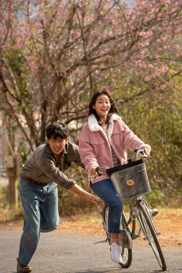 Khả Ngân, Quốc Anh, Hoàng Yến Chibi đẹp lung linh trong poster mới của phim 'Bí mật của gió' 6