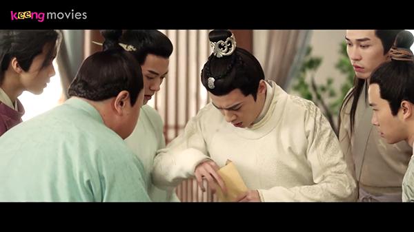 'Thâu tâm họa sư' tập 28: Không phải cô gái xuất thân thấp hèn, Hùng Hi Nhược chính là đương kim công chúa? 4