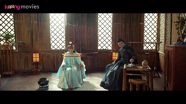 'Thâu tâm họa sư' tập 28: Không phải cô gái xuất thân thấp hèn, Hùng Hi Nhược chính là đương kim công chúa? 6