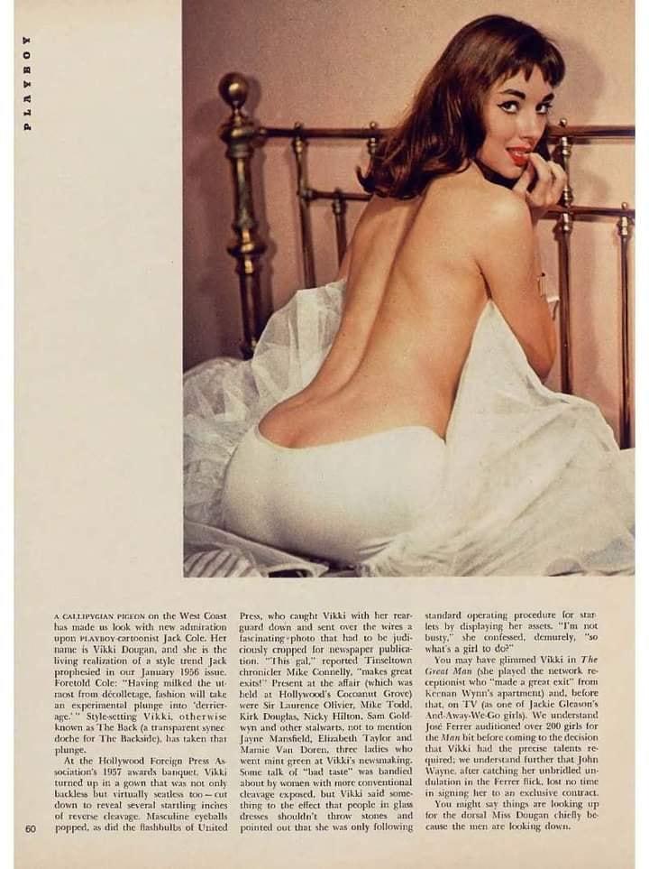 Nhan sắc mỹ nhân táo bạo giới thiệu mẫu váy hở lưng khiến cả Hollywood say đắm 50 năm trước 2