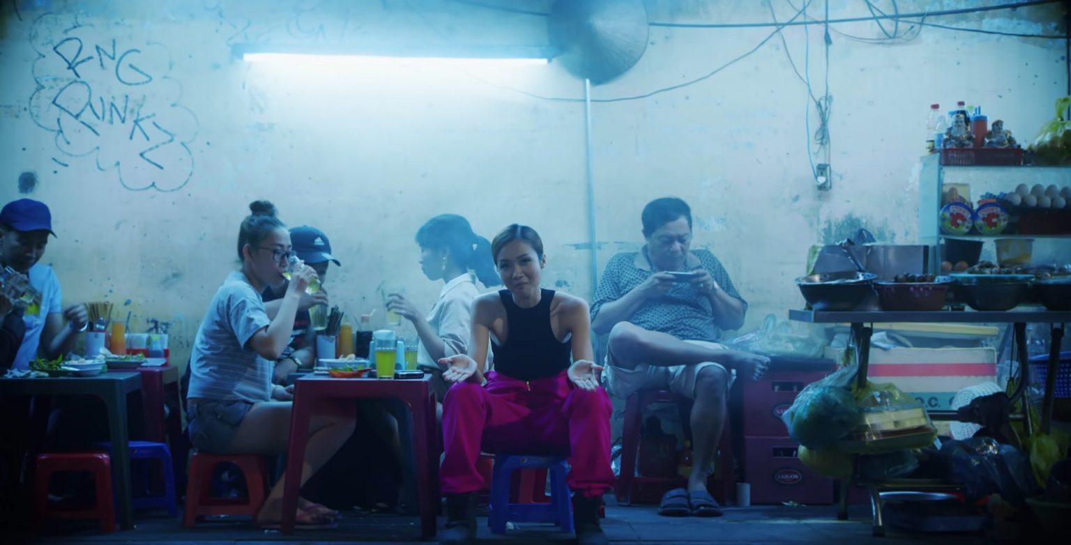 Suboi cùng ông xã tung MV mới cực trừu tượng, fan quốc tế khen tới tấp gọi là 'nữ hoàng rap Việt' 6