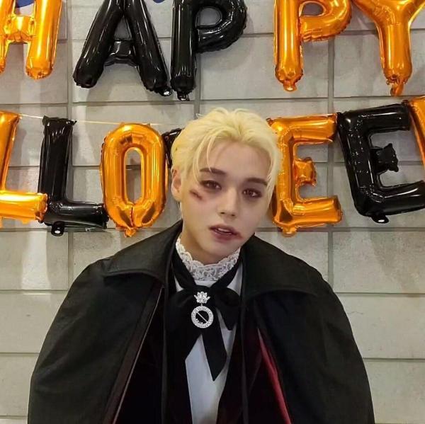 Sao Hàn chơi Halloween: Nancy làm Marilyn Monroe siêu nóng bỏng, cặp đôi Iz*One hóa thành Joker - Harley Quinn 11