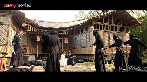 'Thâu tâm họa sư' tập cuối: Hùng Hi Nhược và Lý Hoằng Bân hạnh phúc viên mãn, thành Vân Dao an cư lạc nghiệp 0