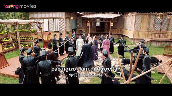 'Thâu tâm họa sư' tập cuối: Hùng Hi Nhược và Lý Hoằng Bân hạnh phúc viên mãn, thành Vân Dao an cư lạc nghiệp 1