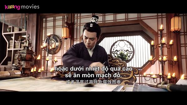 'Thâu tâm họa sư' tập cuối: Hùng Hi Nhược và Lý Hoằng Bân hạnh phúc viên mãn, thành Vân Dao an cư lạc nghiệp 3