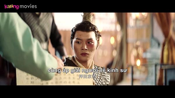 'Thâu tâm họa sư' tập cuối: Hùng Hi Nhược và Lý Hoằng Bân hạnh phúc viên mãn, thành Vân Dao an cư lạc nghiệp 4