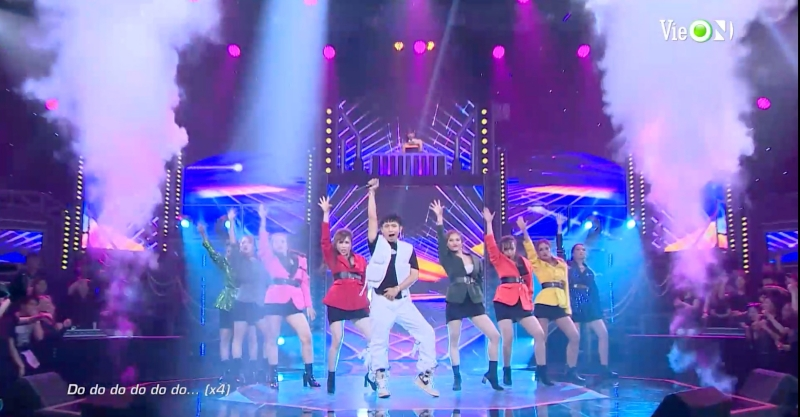 'Rap Việt' tập 14: Ricky Star và Lăng LD 'đại chiến', Rhymastic bỏ qua hiềm khích cũ 'cứu' thí sinh team Wowy 12