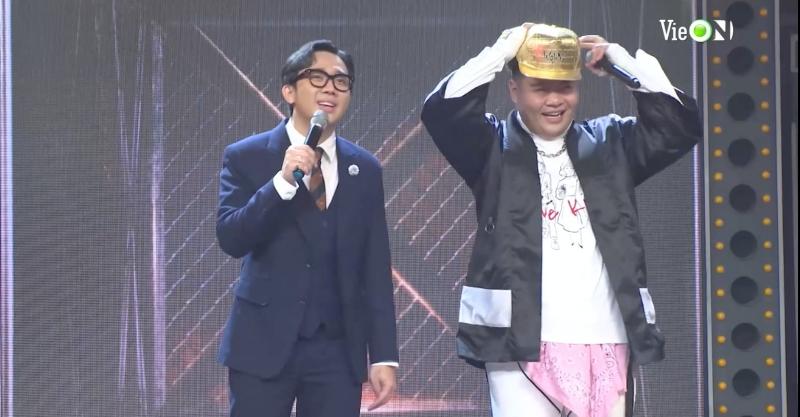 'Rap Việt' tập 14: Ricky Star và Lăng LD 'đại chiến', Rhymastic bỏ qua hiềm khích cũ 'cứu' thí sinh team Wowy 25