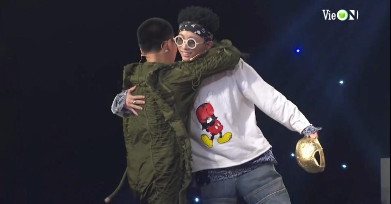 'Rap Việt' tập 14: Ricky Star và Lăng LD 'đại chiến', Rhymastic bỏ qua hiềm khích cũ 'cứu' thí sinh team Wowy 29