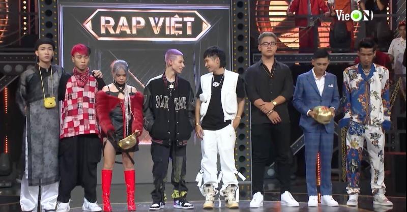 Rap Việttập 14 khép lại với đội hình cho đêm chung kết, hứa hẹn sẽ còn khốc liệt và gay cấn hơn nữa bởi tất cả đều từng khiến sân khấu 'chao đảo' trong suốt các vòng thi vừa qua.