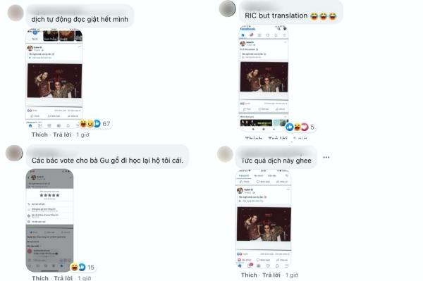 Fans hâm mộ 'tức điên' vì lỗi dịch vô duyên