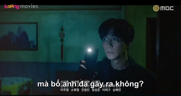 'Kairos' trailer tập 9-10: Shin Sung Rok bắt tay với nghi phạm sát hại con gái để tìm ra sự thật 6