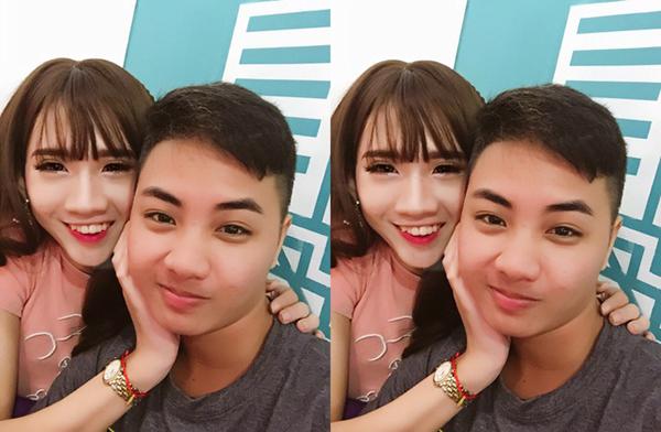Minh Khang và Minh Anh là cặp vợ chồng khá nổi trong giới LGBT.