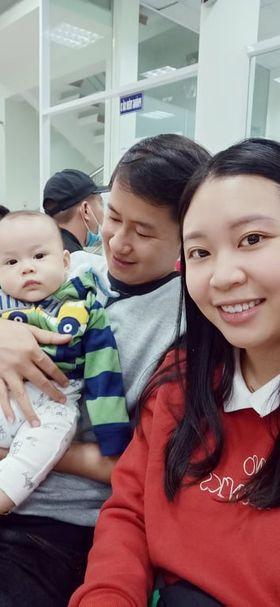 Tổ ấm nhỏ của cô bạn Mai Linh.