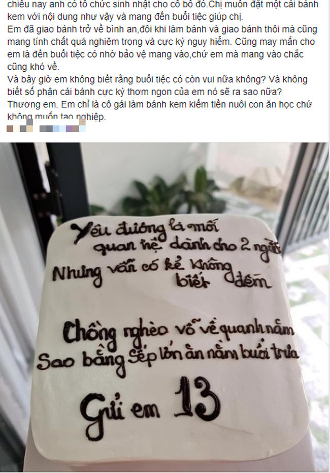 Cô vợ IQ 'vô cực' khi chỉ dùng 1 món quà gửi đến tiểu tam mà khiến dân tình rào rào hưởng ứng: 'Đỉnh của chóp' 0