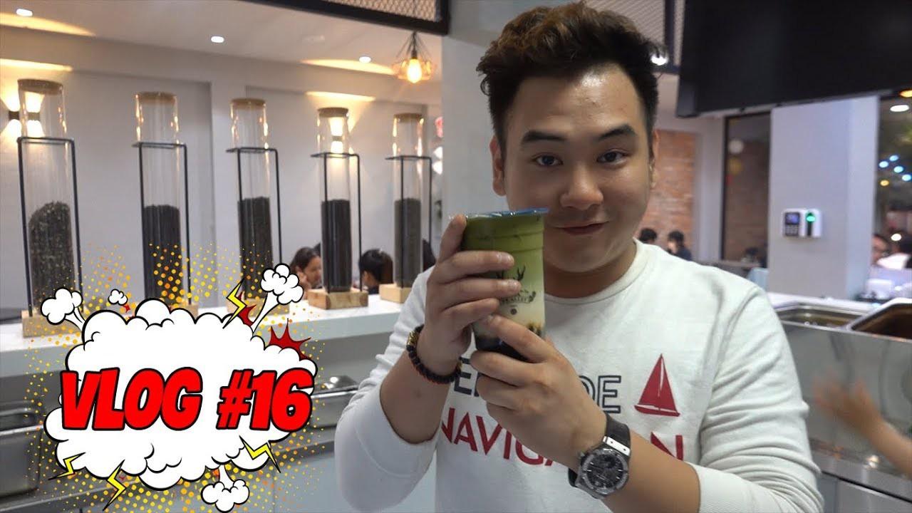 Ngoài công việc là một streamer, Xemesis còn lấn sân sang kinh doanh với việc mở quán trà sữa.